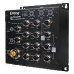 Промышленные коммутаторы Ethernet  для железной дороги EN50155