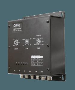 Промышленный EN50155 сервер серийных интерфейсов