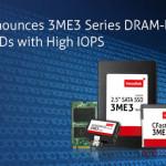 Innodisk выпускает  SSD защищенные от сбоя по питанию без DRAM памяти