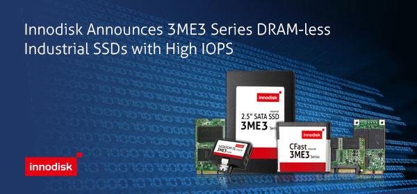 Innodisk SSD 3ME3