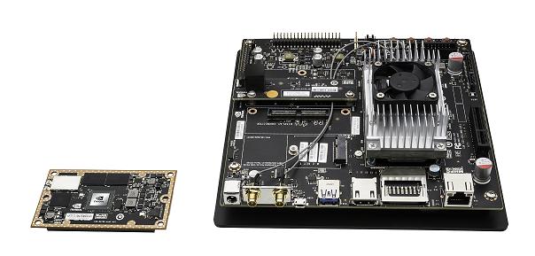 комплект разработчика NVIDIA Jetson TX1